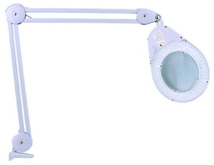 Zadro - Natural Daylight Magnifying Clamp-On Lamp MAG10 White