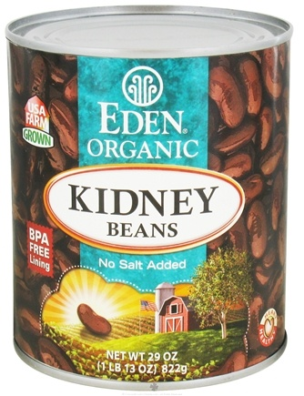 DROPPED: Eden Foods - Organic Kidney Beans - 29 oz.