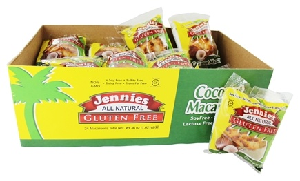 Jennies - Coconut Macaroons - 2 oz.