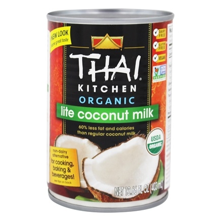 DROPPED: Thai Kitchen - Coconut Milk Lite Organic - 13.66 oz. CLEARANCE PRICED