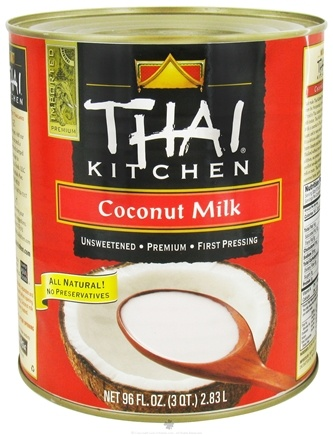 DROPPED: Thai Kitchen - Coconut Milk - 96 oz. CLEARANCE
