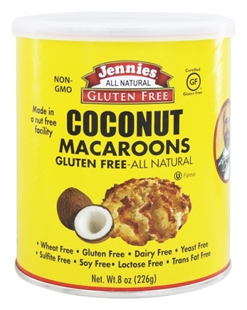 Jennies - Macaroons Coconut - 8 oz.
