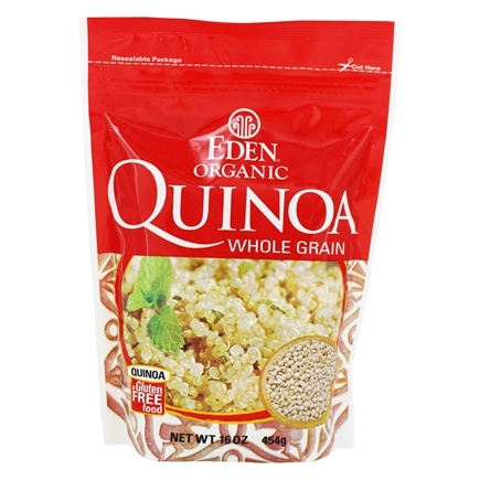 Eden Foods - Organic Quinoa Whole Grain - 16 oz.