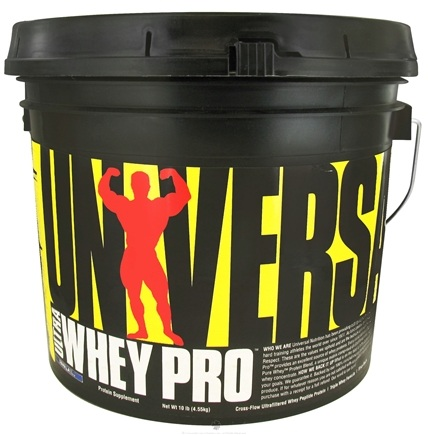 DROPPED: Universal Nutrition - Ultra Whey Pro Triple Whey Formula Vanilla Ice Cream - 10 lbs. CLEARANCE PRICED