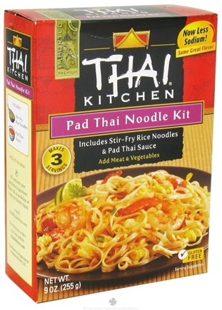 DROPPED: Thai Kitchen - Noodle Kit Pad Thai - 9 oz.