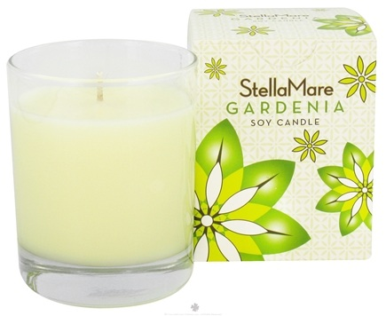 DROPPED: Stella Mare - Soy Candle Gardenia - 5 oz.