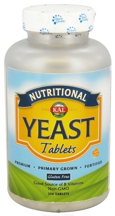 DROPPED: Kal - Nutritional Yeast - 250 Tablets CLEARANCE PRICED