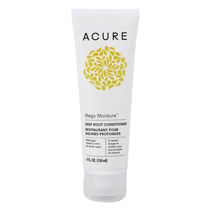 ACURE - Deep Repair Root & Hair Mask Argan Stem Cell + Mint - 4 oz.