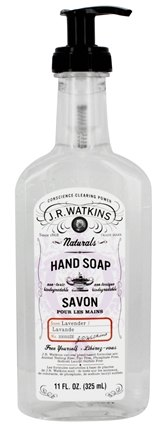 JR Watkins - Natural Home Care Hand Soap Lavender - 11 oz.