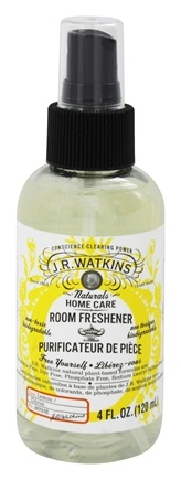 JR Watkins - Natural Home Care Room Freshener Lemon - 4 oz.