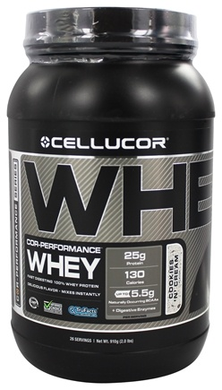 DROPPED: Cellucor - Cor-Performance Series Whey Cookies 'N' Cream - 2 lbs.