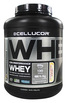 DROPPED: Cellucor - Cor-Performance Series Whey Cinnamon Swirl - 4 lbs.
