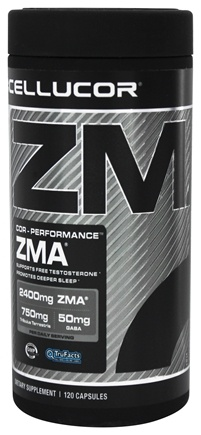 DROPPED: Cellucor - Cor-Performance Series ZMA - 120 Capsules