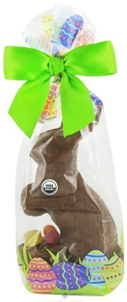 DROPPED: The Tea Room - Sitting Bunny Milk Chocolate Honeybush Caramel - 4 oz.