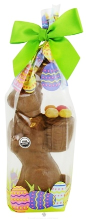 DROPPED: The Tea Room - Standing Bunny Milk Chocolate Honeybush Caramel - 7.5 oz.