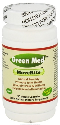 DROPPED: Green Med - MoveRite - 90 Vegetarian Capsules