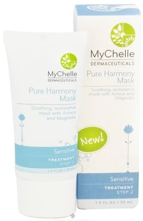 DROPPED: MyChelle Dermaceuticals - Pure Harmony Mask Sensitive Treatment Step 2 - 1.2 oz. CLEARANCE PRICED