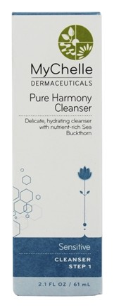 DROPPED: MyChelle Dermaceuticals - Pure Harmony Cleanser Sensitive Step 1 - 2.1 oz.