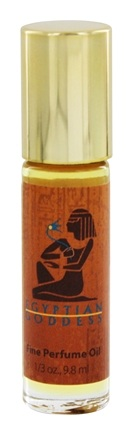 Auric Blends - Fine Perfume Oil Roll On Egyptian Goddess - 0.33 oz.