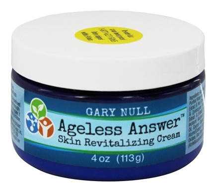 Gary Null's - Ageless Answer Moisturizer - 4 oz. Formerly Heavenly Skin Nighttime Refining Cream