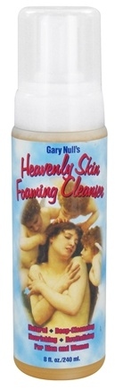 DROPPED: Gary Null's - Heavenly Skin Foaming Cleanser - 6 oz. CLEARANCE PRICED