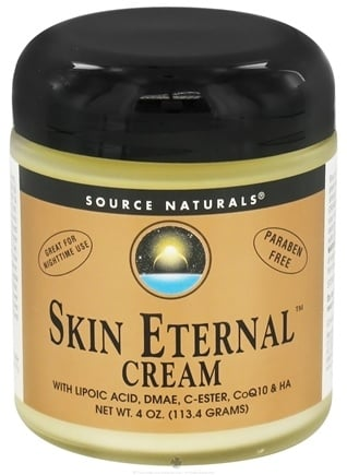 DROPPED: Source Naturals - Skin Eternal Cream - 4 oz. CLEARANCE PRICED