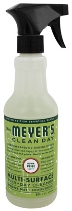 DROPPED: Mrs. Meyer's - Clean Day Multi-Surface Everyday Cleaner Iowa Pine - 16 oz.
