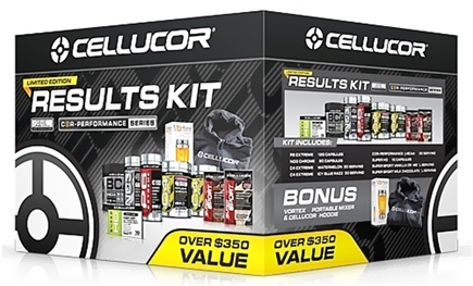 DROPPED: Cellucor - Cor-Performance Series Results Kit Limited Edition