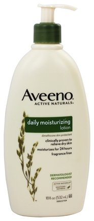 Aveeno - Active Naturals Daily Moisturizing Lotion Fragrance Free - 18 oz.
