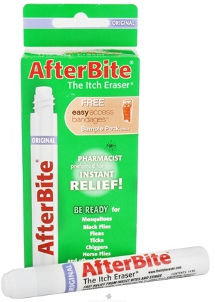 DROPPED: After Bite - The Itch Eraser Original Formula - 0.5 oz. CLEARANCE PRICED