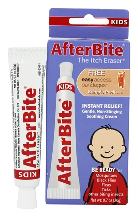DROPPED: After Bite - The Itch Eraser Kids Soothing Cream - 0.7 oz.