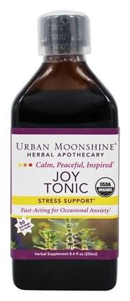 DROPPED: Urban Moonshine - Organic Joy Tonic - 8.4 oz.