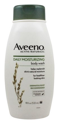 Aveeno - Active Naturals Body Wash Daily Moisturizing - 18 oz.