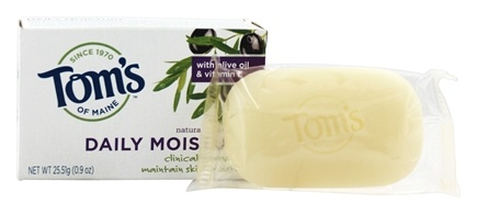 Tom's of Maine - Natural Beauty Bar Daily Moisture - 0.9 oz.