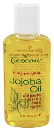 DROPPED: Cococare - 100% Natural Jojoba Oil - 2 oz.