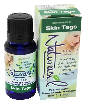Naturasil - Skin Tag Remover Homeopathic Remedy - 15 ml.