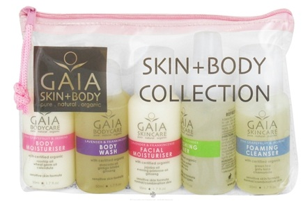 DROPPED: Gaia Skin Naturals - Gaia Skin + Body Collection Kit - CLEARANCE PRICED
