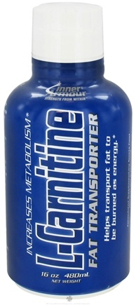 DROPPED: Inner Armour - L-Carnitine Liquid - 16 oz. CLEARANCE PRICED