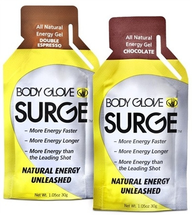 DROPPED: Endurox - Body Glove Surge Gel Chocolate - 1.05 oz.