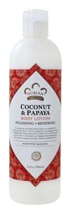 Nubian Heritage - Lotion Coconut & Papaya - 13 oz.