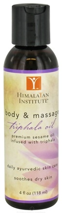 DROPPED: Himalayan Institute - Triphala Oil - 4 oz.