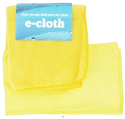 DROPPED: E-Cloth - Bathroom Pack - 2 Cloth(s) CLEARANCE PRICED