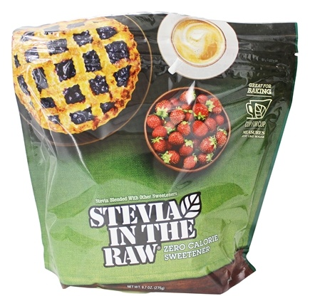 In The Raw - Stevia In The Raw Natural Sweetener - 9.7 oz.