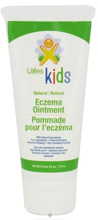 DROPPED: Lafes - Kids Natural Eczema Ointment - 2.6 oz. CLEARANCE PRICED