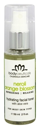 Bodyceuticals - Neroli Orange Blossom Hydrating Facial Toner With Aloe Vera - 2 oz.