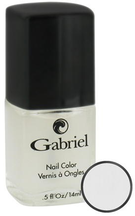 DROPPED: Gabriel Cosmetics Inc. - Nail Color Base Coat - 0.5 oz. CLEARANCE PRICED