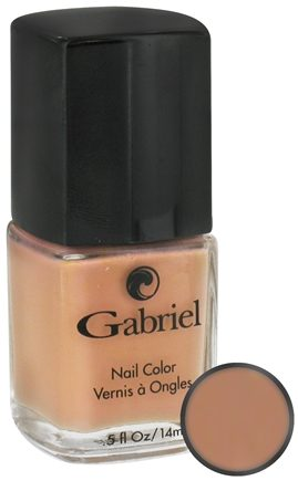 DROPPED: Gabriel Cosmetics Inc. - Nail Color Sand Castle - 0.5 oz. CLEARANCE PRICED