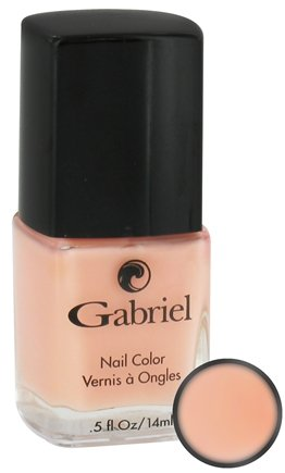 DROPPED: Gabriel Cosmetics Inc. - Nail Color Sand Dollar - 0.5 oz. CLEARANCE PRICED