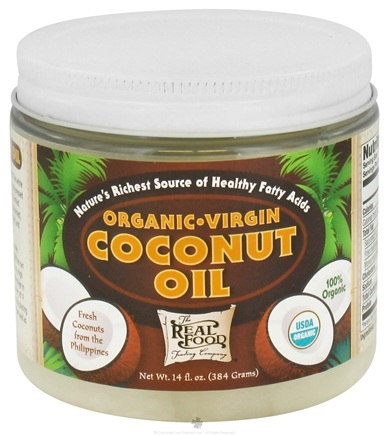 DROPPED: FunFresh Foods - Organic Virgin Coconut Oil - 14 oz. CLEARANCE PRICED