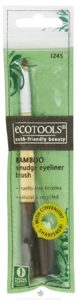 DROPPED: Eco Tools - Bamboo Smudge Eyeliner Brush - CLEARANCE PRICED